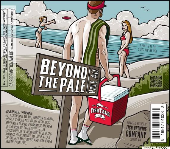 Fish Beyond the Pale Pale Ale   BeerPulse