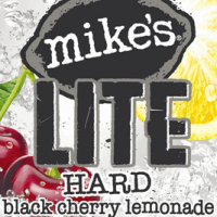 Mike's HARD LITE Black Cherry Lemonade