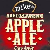 Mike's Hard Smashed Apple Ale Crisp Apple