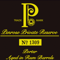 Pikes Peak Penrose Private Reserve Rum Barrel Aged Porter