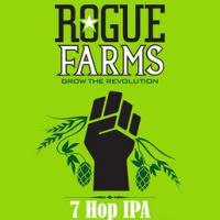 Rogue Farms 7 Hop IPA