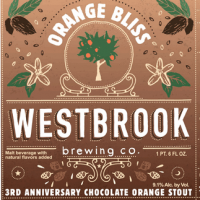 Westbrook 3rd Anniversary Chocolate Orange Stout