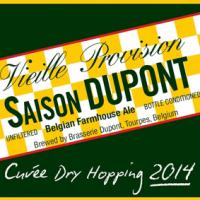 Saison Dupont Cuvee Dry Hopping 2014