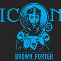 Saint Arnold Icon Brown Porter
