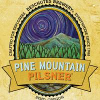 Deschutes Pine Mountain Pilsner 22oz