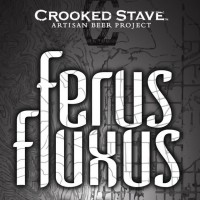 crooked stave ferus fluxus poster 575