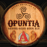 Avery Opuntia Barrel-Aged Sour Ale