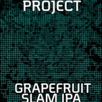 Stochasticity Project Grapefruit Slam IPA label