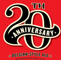 Great Divide 20th Anniversary Ale