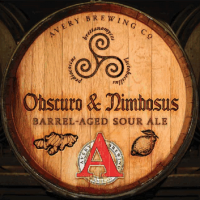 Avery Obscuro label