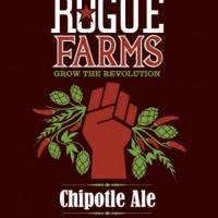 Rogue Farms Chipotle Ale label