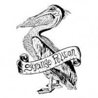 strange pelican logo