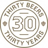 widmer brothers 30 beers 30 years logo