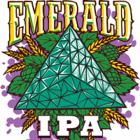 Eel River Emerald Triangle IPA label
