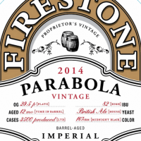 Firestone Walker Parabola Imperial Stout 2014