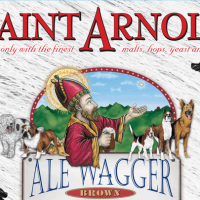 Saint Arnold Ale Wagger Brown Ale