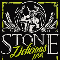 Stone Delicious IPA label BeerPulse