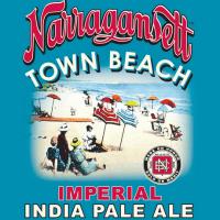 Narragansett Town Beach Imperial IPA