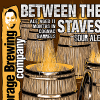 Anchorage Between the Staves Sour Ale Aged in Cognac Barrels