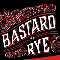 Bastard in the Rye label