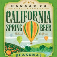 Hangar 24 California Spring Beer