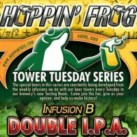 Hoppin' Frog Infusion B Double IPA