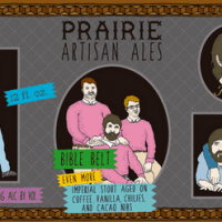 Prairie Bible Belt Imperial Stout
