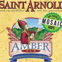 Saint Arnold Amber Ale
