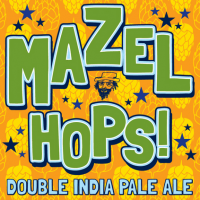 Shmaltz Mazel Hops! Double IPA