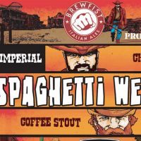 Brewfist Prairie Spaghetti Western Imperial Chocolate Coffee Stout