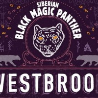 Westbrook Bourbon Barrel Siberian Black Magic Panther Imperial Stout