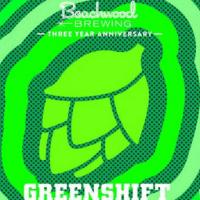 Beachwood Greenshift Double IPA