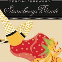 DESTIHL Strawberry Blonde