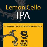 Siren Lemon Cello IPA