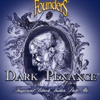 Founders Dark Penance Imperial Black IPA