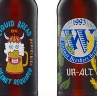 Widmer Brothers Liquid Bread and Ur-Alt