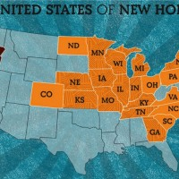 New Holland Brewing Distribution Map