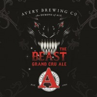 avery the beast grand cru label