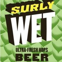 surly wet label