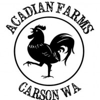 Acadian Farms Brewery logo