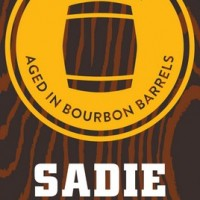Beachwood Sadie Bourbon Barrel Aged Ale