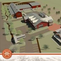 Breckenridge Brewery Farmhouse Brewery Rendering