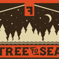 Fullsteam Tree to Sea Gose label