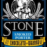 Stone Smoked Porter with Chocolate and Orange