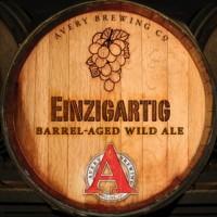 Avery Einzigartig Barrel-Aged Wild Ale