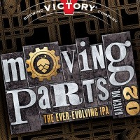Victory Moving Parts No. 02 label BeerPulse