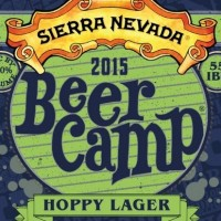Sierra Nevada Beer Camp Hoppy Lager label BeerPulse