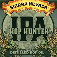 Sierra Nevada Hop Hunter IPA label BeerPulse