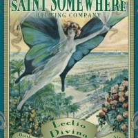 Saint Somewhere Lectio Divina label BeerPulse