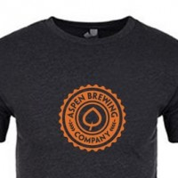 Aspen Brewing Mockup Shirt